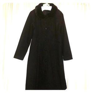 Gymboree girls pea coat
